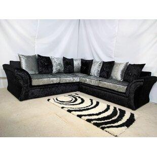 Katie Reversible Corner Sofa By Willa Arlo Interiors