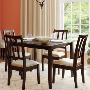 Primrose Road 5 Piece Dining Set Alcott Hill