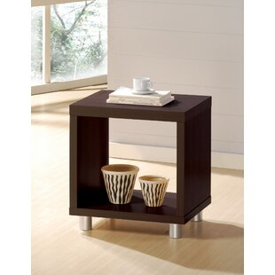 Deals Crow End Table by Orren Ellis