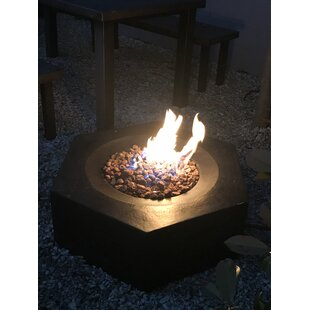 Lawndale Propane Gas Fire Pit By Sol 72 Outdoor