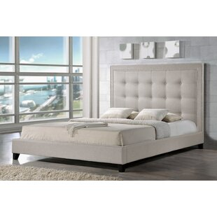 Find Louth Upholstered Platform Bed by Everly Quinn Reviews (2019) & Buyer's Guide