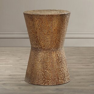 San Marino End Table by Bloomsbury Market