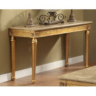 Robertson Console Table by Fleur De Lis Living