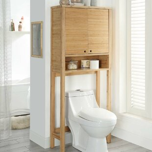 Vivienne 26 W x 65 H Over the Toilet Storage by Highland Dunes