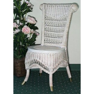 Spice Islands Wicker Classic Side Chair