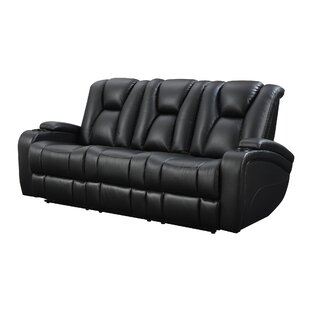 Fionn Reclining Sofa by Latitude Run