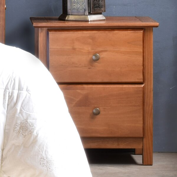 Grain Wood Shaker Nightstands Wayfair