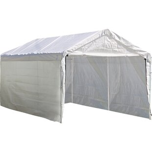 MaxAP 10 ft. x 20 ft. Canopy Side Wall by ShelterLogic