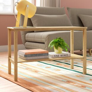 Rylee Rectangular Bamboo Coffee Table By Natur Pur