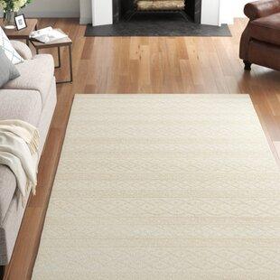 Acton Ivory Indoor/Outdoor Area Rug By Three Posts