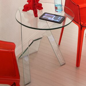 Galloway End Table by Wade Logan