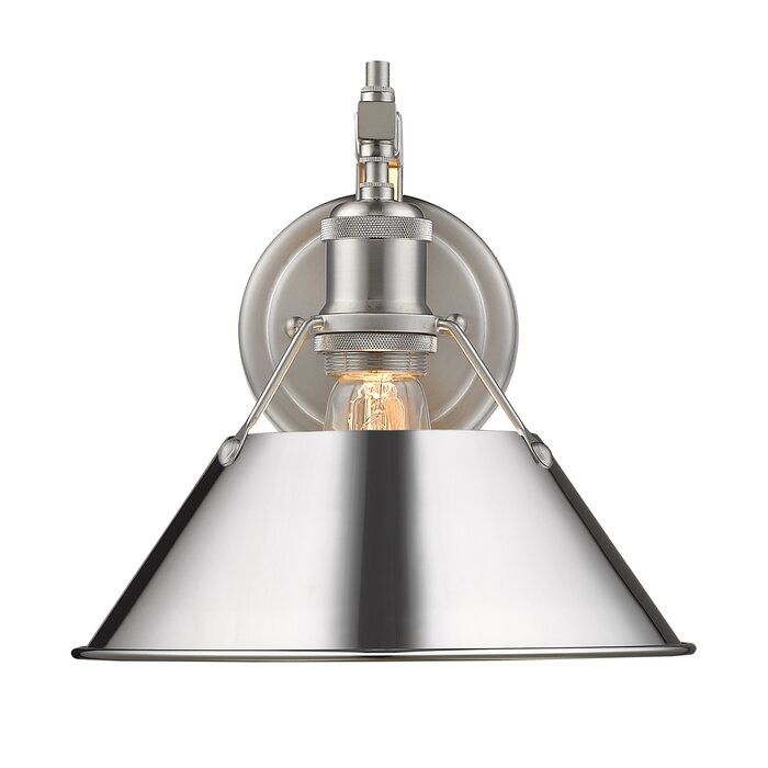 Barclay 1 Light Armed Sconce
