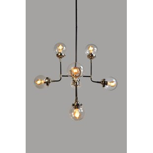 George Oliver 8-Light Chandelier