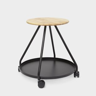 Hover Storage Accent Stool by Umbra