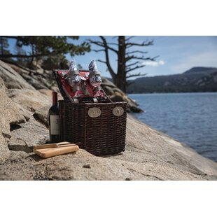 Vino Wine and Cheese Picnic Basket