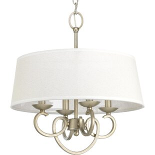 Harriss 4-Light Semi Flush..