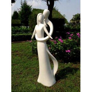 Rhode Infinite Love Statue By Ebern Designs
