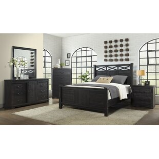 Red Barrel Studio Saige Home Farmhouse Panel Configurable Bedroom Set