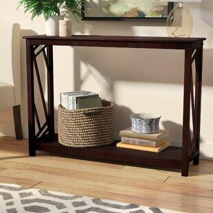 Melinda Wood Console Table..