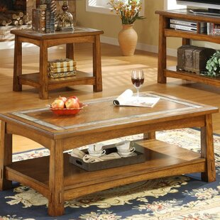 Clearance Rexford Coffee Table Set ByLoon Peak