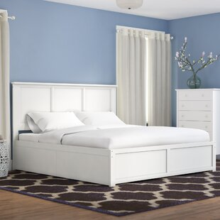 Marjorie King Storage Platform Bed