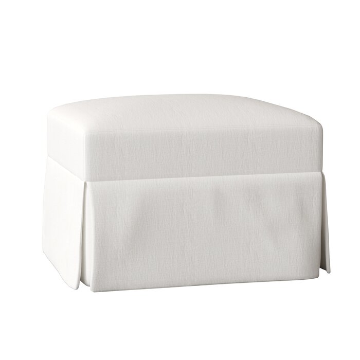 Awe Inspiring Carly Ottoman Ibusinesslaw Wood Chair Design Ideas Ibusinesslaworg