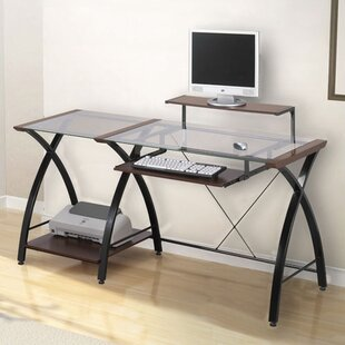 Hindman Computer Desk by Symple Stuff Reviews