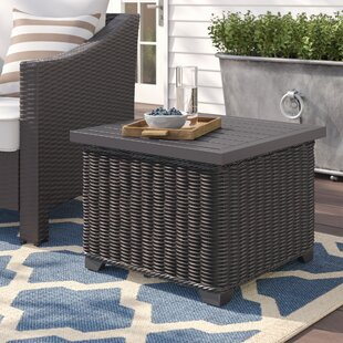Fairfield Metal Side Table By Sol 72 Outdoor