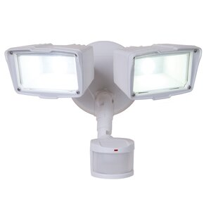 3 Head LED Metal Outdoor Floodlight