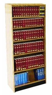Single Face Shelf Adder Standard Bookcase By W.C. Heller