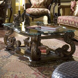Best Reviews Oppulente Coffee Table By Michael Amini
