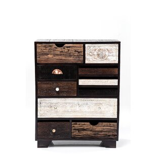 Finca 10 Drawer Chest By KARE Design