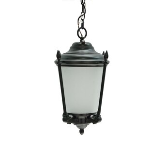 Reviews 1-Light Outdoor Pendant By Aspen Creative Corporation