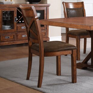 Compare Conness Side Chair (Set of 2) by Loon Peak Reviews (2019) & Buyer's Guide
