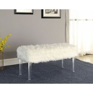 Austyn Upholstered Storage Bench by Rosdorf Park