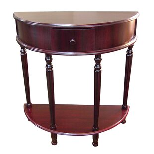 Find Tulley Crescent End Table by Charlton Home