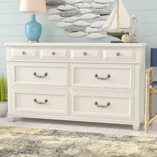 Beachcrest Home Randolph 6 Drawer Double Dresser