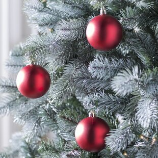 1c8332852 Gold & Red Christmas Ornaments You'll Love | Wayfair