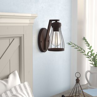 Affordable Greenside 1-Light Wall Sconce By Laurel Foundry Modern Farmhouse