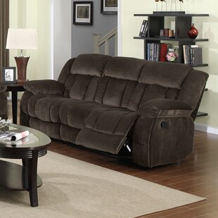 Shop Teddy Bear Reclining Sofa by Sunset Trading