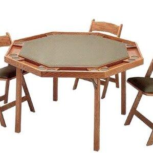 Wood Card Table | Wayfair