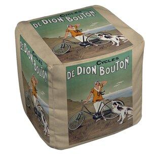 Cycles De Doin Bouton Pouf