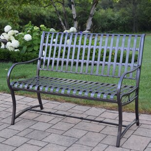 Noble Iron Garden Bench