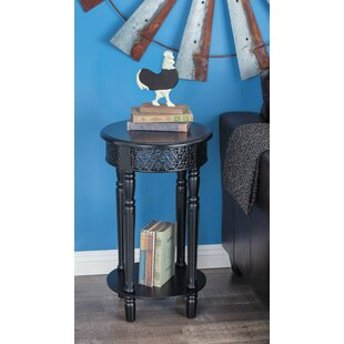 Cole & Grey Wood End Table