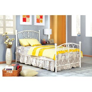 Linder Twin Four Poster Bed