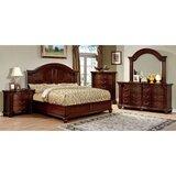Saige Queen Platform Solid Wood 5 Piece Bedroom Set by Astoria Grand