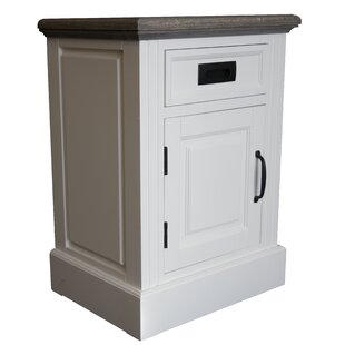 Valleywood Bedside Table By Beachcrest Home