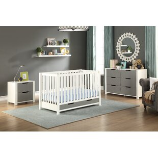 Clairborne 3-in-1 Convertible Crib by Isabelle & Max