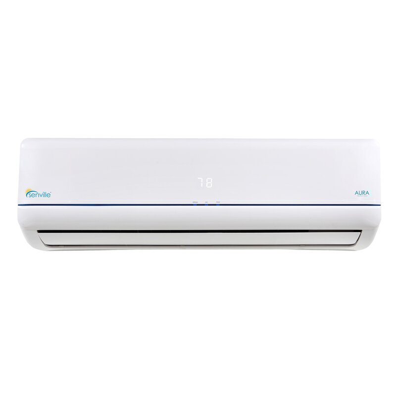 Aura 36 000 Btu Energy Star Ductless Mini Split Air Conditioner With Remote