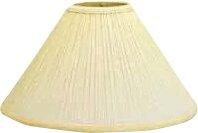 Affordable Mushroom Pleat 17 Linen Empire Lamp Shade By Deran Lamp Shades